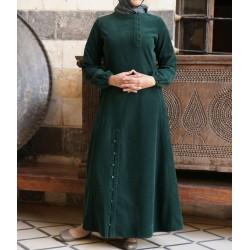 Corduroy dress - Omera Dress [wD0161]