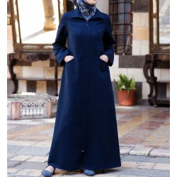Jilbab coat - Nusaybah [wO9903]