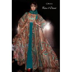 Robe de soirée Siham