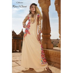 Robe orientale Amina