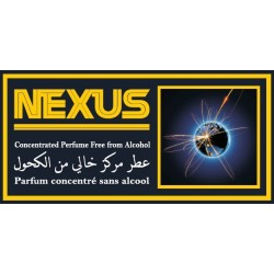 "Concentrated perfume without alcohol Musc d'Or ""Nexus"" (3 ml) - For men"
