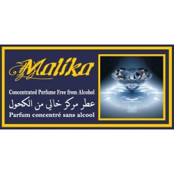 """Concentrated perfume without alcohol Musc d'Or """"Malika"""" (3 ml) - For women"""