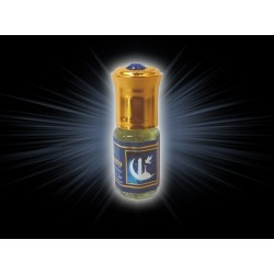 """Concentrated perfume without alcohol Musk d'Or """"Assalam"""" (3 ml) - For men"""