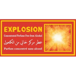 "Concentrated perfume without alcohol Musc d'Or ""Explosion"" (3 ml) - For women"