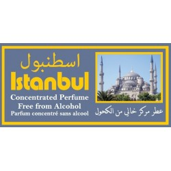 """Concentrated perfume without alcohol Musc d'Or """"Istanbul"""" (3 ml) - For men"""
