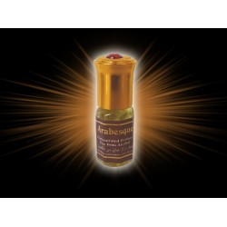 """Concentrated perfume without alcohol Musc d'Or """"Arabesque"""" (3 ml) - For men"""