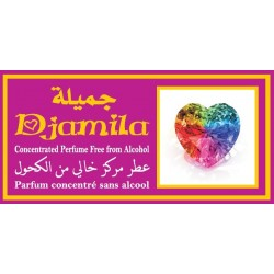 """Concentrated perfume without alcohol Musk d'Or """"Djamila"""" (3 ml) - For women"""
