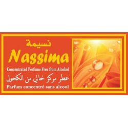 "Concentrated perfume without alcohol Musk d'Or ""Nassima"" (3 ml) - For women"