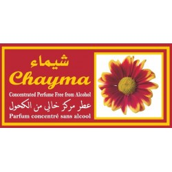 "Concentrated perfume without alcohol Musc d'Or ""Chayma"" (3 ml) - For women"