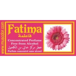 "Concentrated perfume without alcohol Musk d'Or ""Fatima"" (3 ml) - For women"