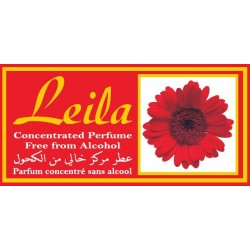 "Concentrated perfume without alcohol Musc d'Or ""Leila"" (3 ml) - For women"