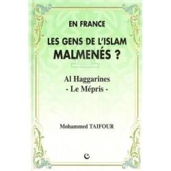 """En France, les gens ge l'islam malmenés ? """"Al haggarines - Le mépris"""""""