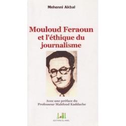 Mouloud Feraoun Et L'éthique Du Journalisme
