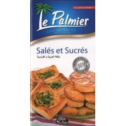 Le Palmier - Cuisine facile / Salés et sucrés (Bilingue : arabe, français)