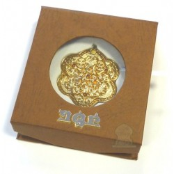 "Musk balm ""Oud"" in metal medallion box (with gift box)"