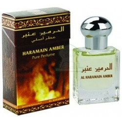 "Alcohol-free perfume ""Haramain Amber"" (15 ml)"
