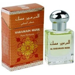 "Alcohol-free perfume ""Haramain Musk"" (15 ml)"