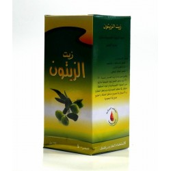 Olive oil for hair care (125 ml)