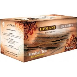 Licorice tea (20 bags) - Licorice Tea - شاي عرق السوس