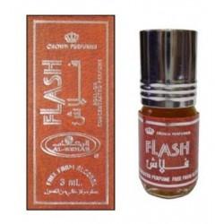 "Perfume 3 ml - Al-Rehab ""Flash"" - فلاش"