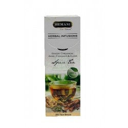 Infusion with natural plants and spices - Herbal infusions - Spice Tea