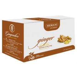 Ginger tea - 100% natural - Ginger Herbal Tea