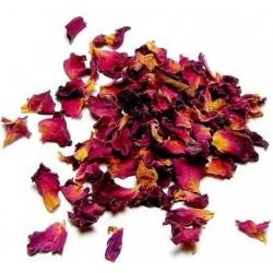 Dried rose petals (15 g net)