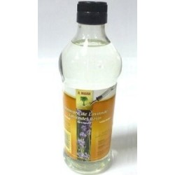 100% natural alcohol-free lavender vinegar (500 ml)