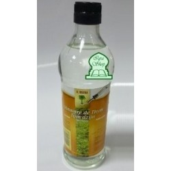 100% natural thyme vinegar without alcohol (500 ml)