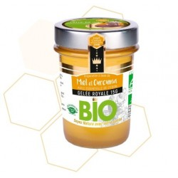 Honey, turmeric and organic royal jelly (250g)