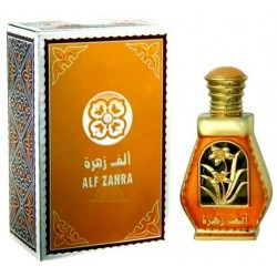 "Alcohol-free perfume concentrate ""Alf Zahra"" (15 ml)"