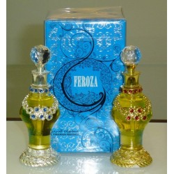 Feroza alcohol-free concentrated perfume for women