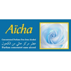 "Concentrated perfume without alcohol Musk d'Or ""Aicha"" (3 ml) - For women"
