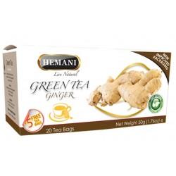 Thé au gingembre (20 sachets) - Ginger Tea