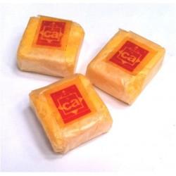 Lot de trois ambres solides en morceaux (Musk Jamid - Musc Solide CA x 3)