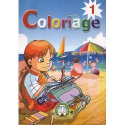 Coloriage (N° 1)
