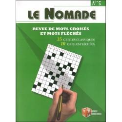 Le Nomade N°5 : Revue de mots croisés et mots fléchés