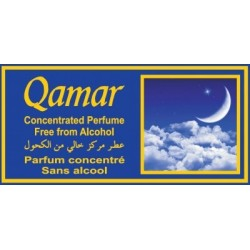 "Concentrated perfume without alcohol Musc d'Or ""Qamar"" (3 ml) - For men"