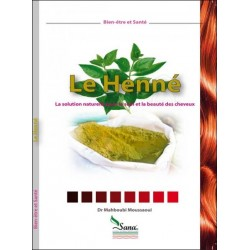 Henna, the natural solution for hair care and beauty