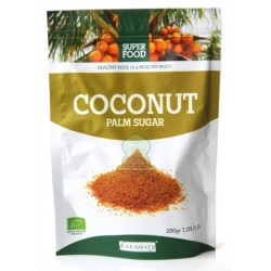 Super food: 200g raw coconut sugar powder