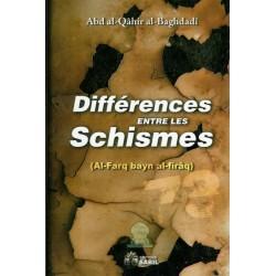 Différences entre les schismes (Al-farq bayn al-firaq)