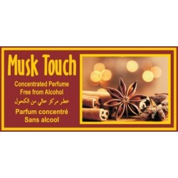 "Concentrated perfume without alcohol Musc d'Or ""Musk Touch"" (3 ml) - Mixed"