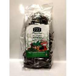 Moroccan dried mint, Bouquet