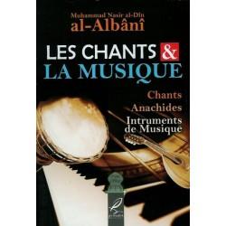 Les chants et la musique - Chants - Anachides - Instruments de Musique