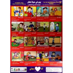 The Poster of the Little Muslim: The Daily Life of a Child