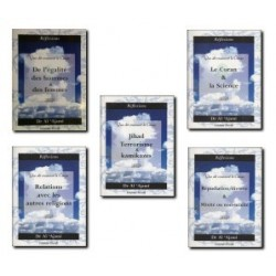 Pack 5 livres Collection : Que dit vraiment le Coran