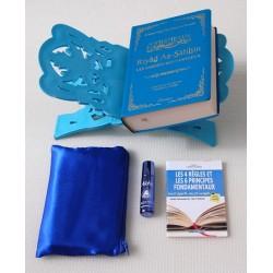 Pack Cadeau Bleu : Livres Le jardin des vertueux, Les 4 Règles et Les 6 Principes...
