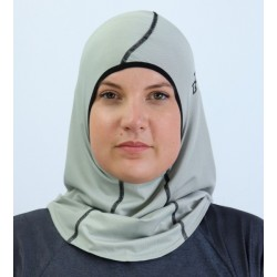 Best Ummah women's sport hijab - Gray
