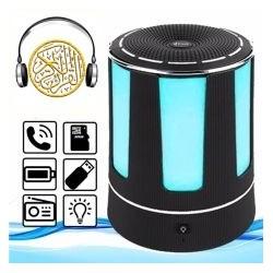Grande Lampe et Lecteur MP3/Bluetooth/Radio FM avec haut parleur et carte mémoire de 8...