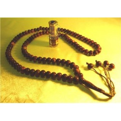 """Invocation kit: Rosary 99 beads and perfume """"Rouh Al-Musk"""""""